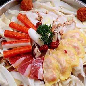 蓝海博龙-四季火锅厅拼盘