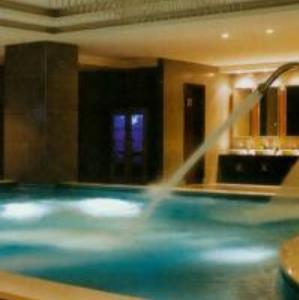 水疗会所喷泉