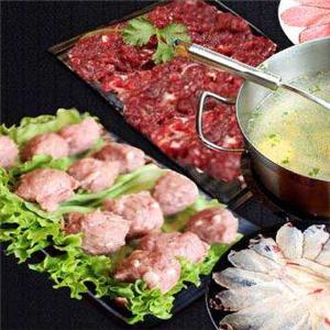 可记汕头牛肉火锅肉丸
