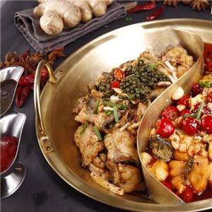 龙虾烧烤火锅椒麻