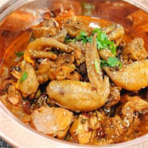 沧州火锅鸡美味