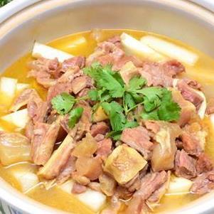 2喜四季牛杂火锅清汤