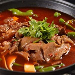 嗨牛蚝情潮汕鲜牛肉火锅重辣