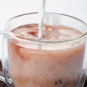 重口味奶茶店热饮