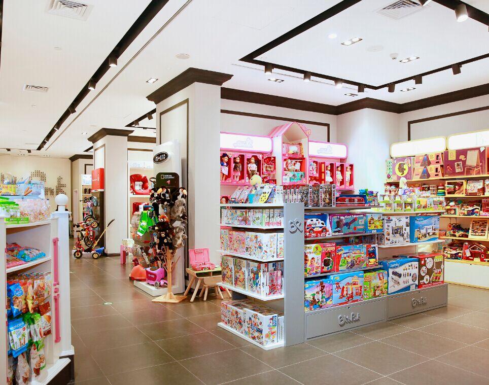 blue&pink门店