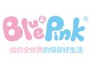 blue&pink品牌logo