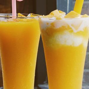 朕好喝果汁奶茶店冰饮