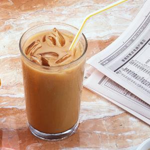朕好喝果汁奶茶店咖啡