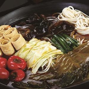 川渝米线火锅食材