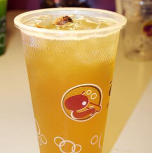 小孬孬奶茶柠檬