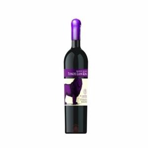 北冰红葡萄酒紫色