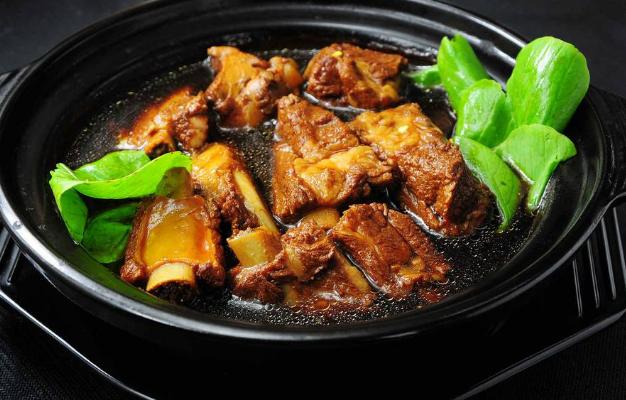 仟佰味黄焖鸡米饭