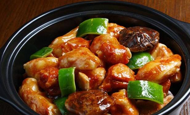 清真黄焖鸡米饭