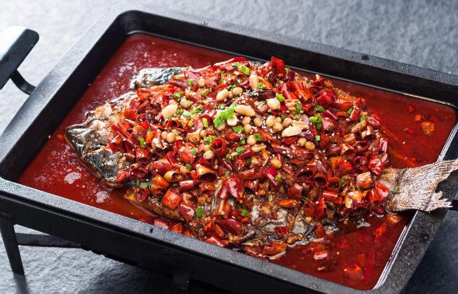 重庆碳烤鱼