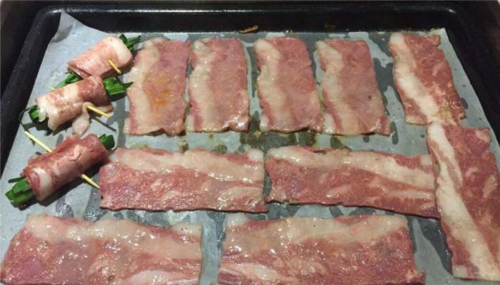 龙虾烧烤火锅肉类