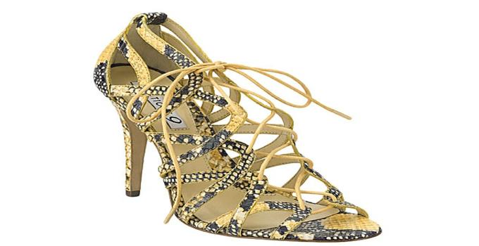 宝曼妮凉鞋