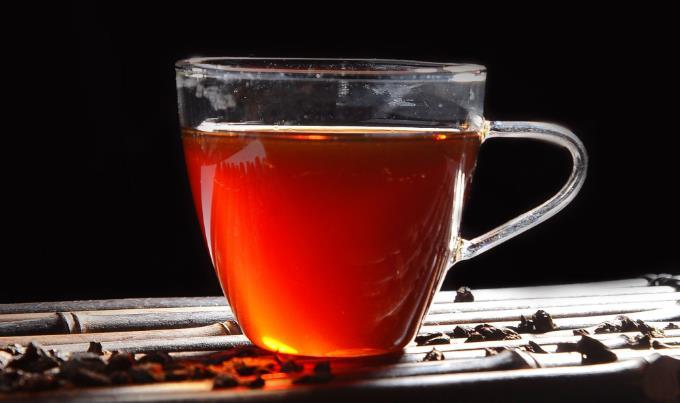 自由自在奶茶店红茶