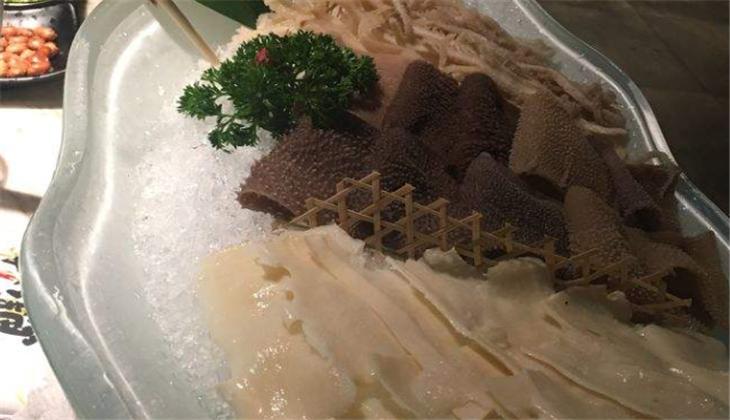 潮牛牛肉火锅三宝