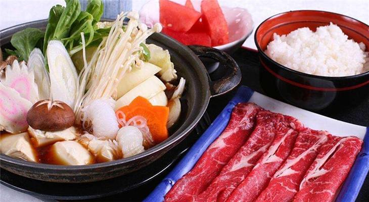 嗨牛蚝情潮汕鲜牛肉火锅美味
