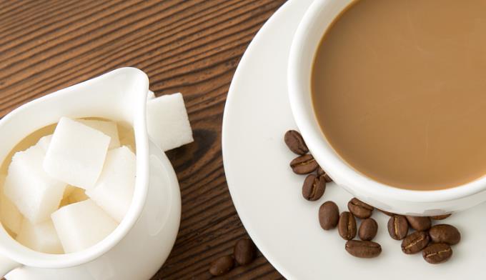 重口味奶茶店加方糖