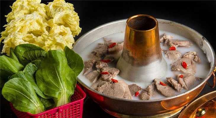 荷泰火锅料理原味