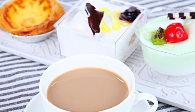 朕好喝果汁奶茶店美味