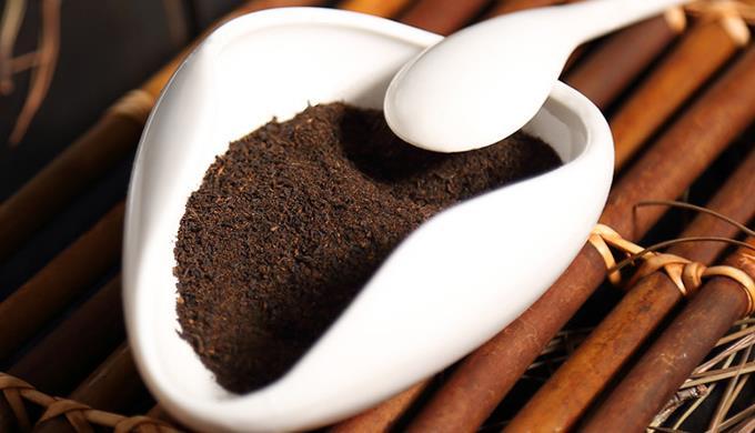 珍珠奶茶铺粉末