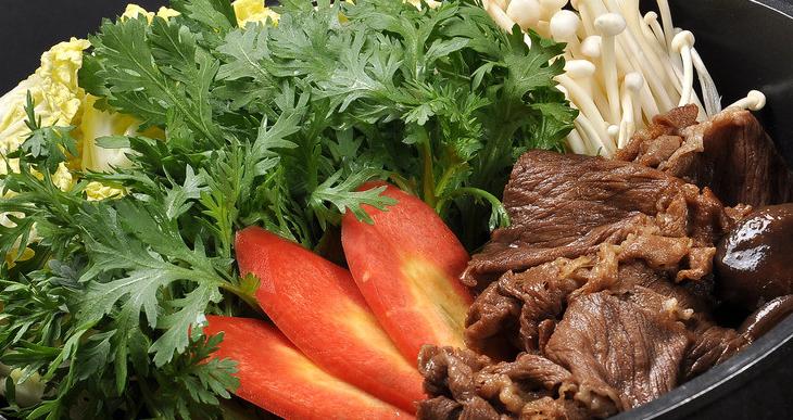 健康牛概念潮汕牛肉火锅独创
