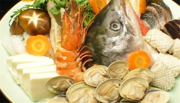波記海鮮火鍋大魚火鍋