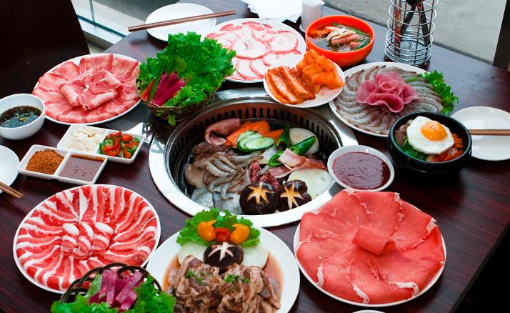 川中故事腔调火锅吧肉
