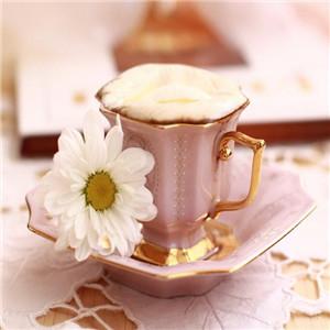 康巴克奶茶工坊杯子