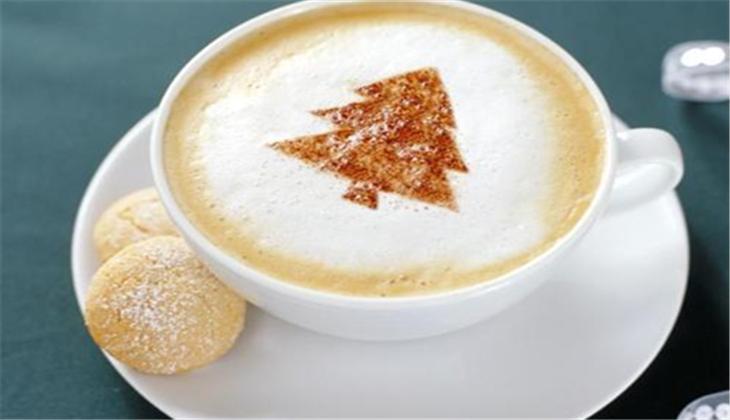 迪尼熊英式奶茶行圣誕樹