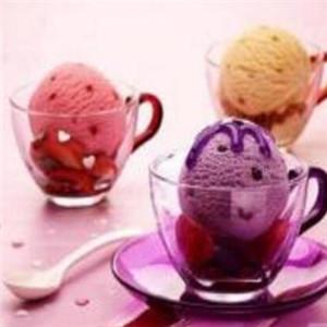 迪尼熊英式奶茶行冰淇淋
