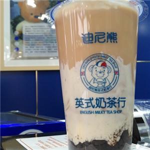 迪尼熊英式奶茶行奶茶
