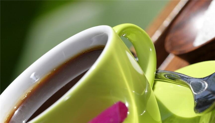 咖啡廳奶茶店物料批發配送綠色