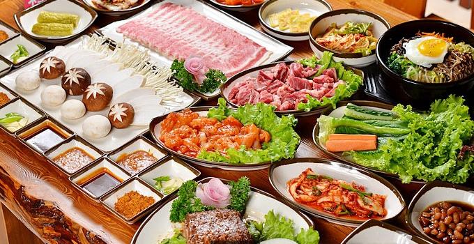 濟州島自助烤肉火鍋獨創性
