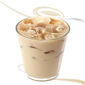 彩红帽奶茶汉堡果冻奶茶