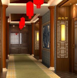 中式博艺装饰古典