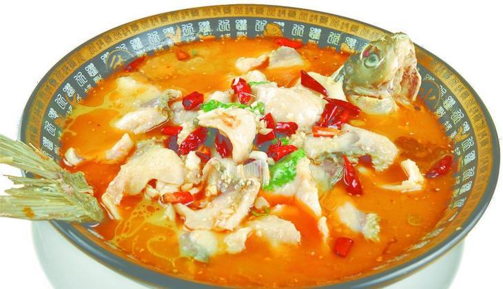 我家酸菜鱼时尚餐厅重庆老火锅
