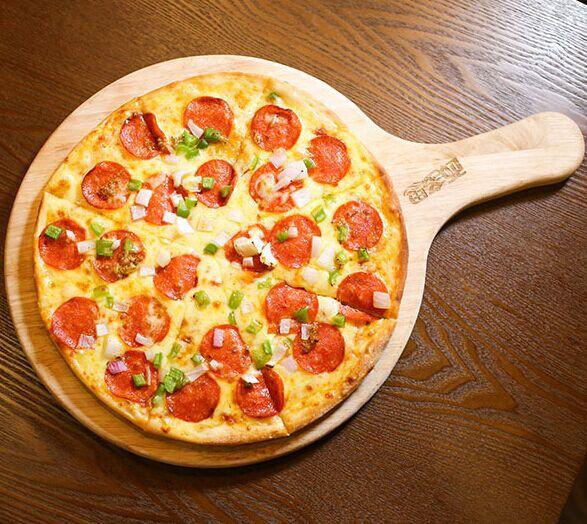 西多里披萨产品