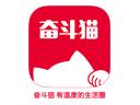 奋斗猫外卖平台品牌logo