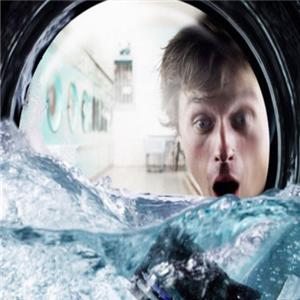 莱洁干洗店洗衣机
