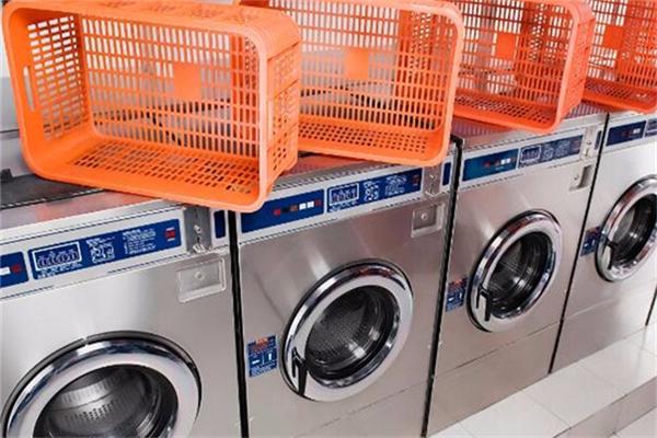 蕾奇尔干洗店洗衣机