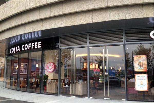 costa咖啡加盟店