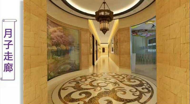 阑馨十月月子走廊