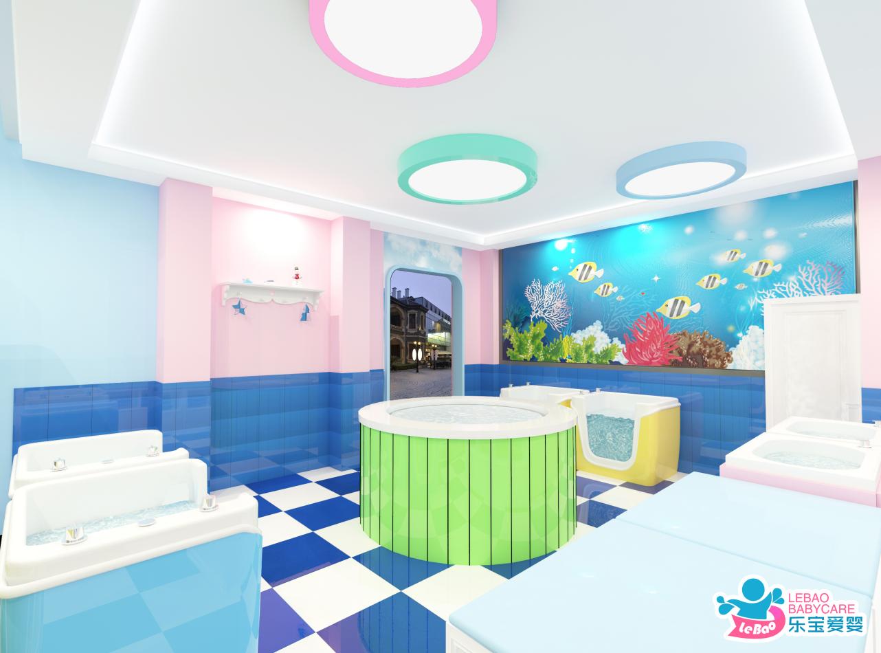 圆池+婴儿池