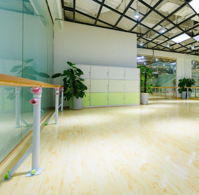 爱德米乐艺术学院舞蹈教室