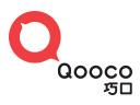 巧口英语品牌logo