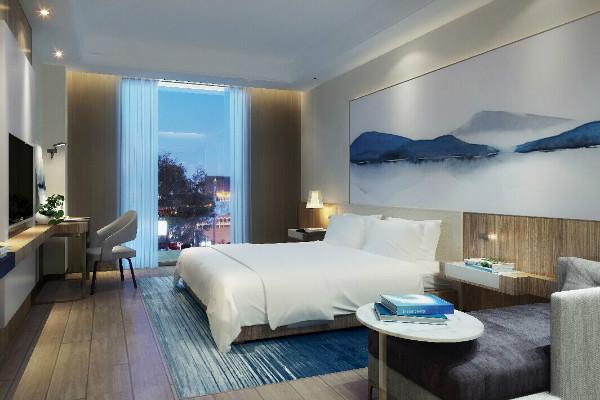 格菲酒店打造浪漫休闲体验