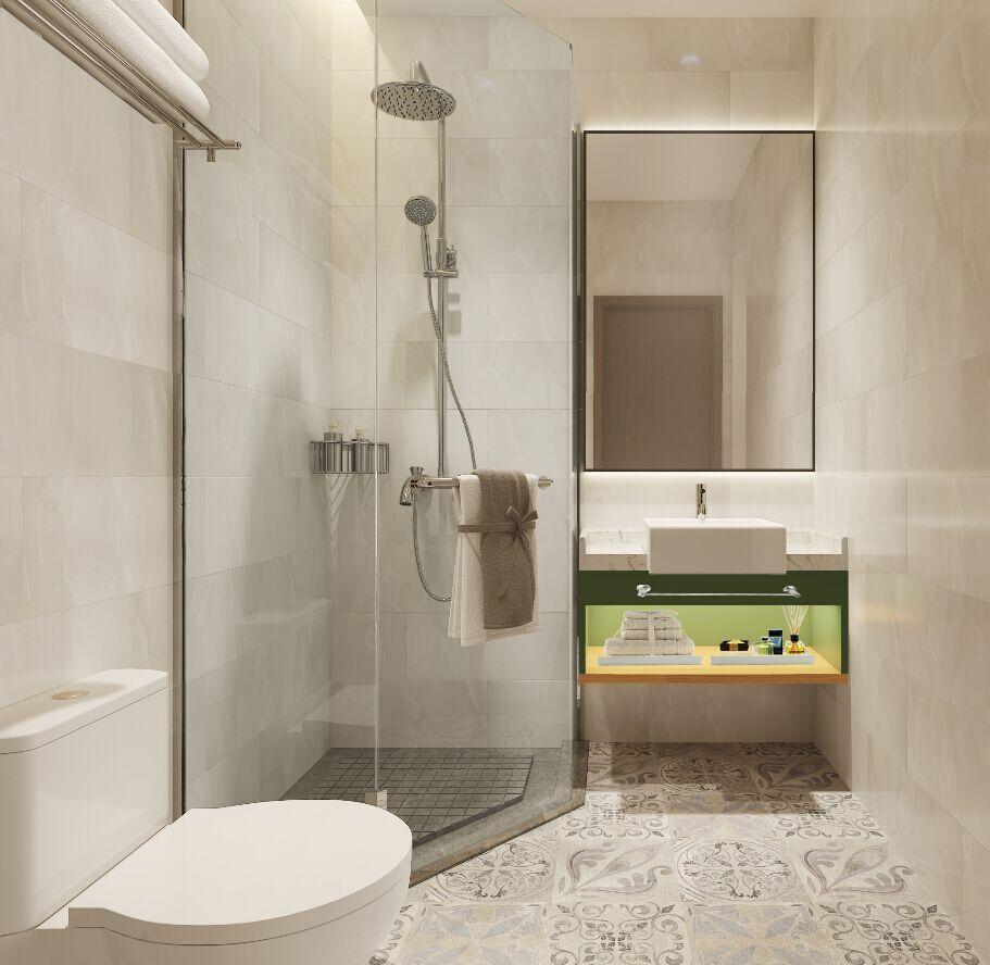 格美酒店洗手间